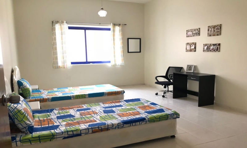 Bed Space for rent in Burjuman (Bur Dubai) Dubai