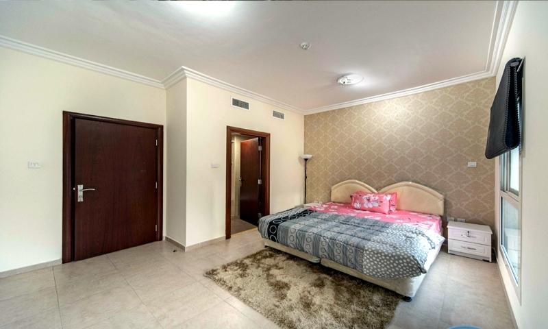 Master Bedroom for rent in JVC Jumeirah Villlage Circle Dubai