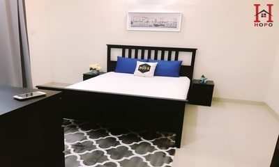 Master Bedroom for rent in JVC Jumeirah Villlage Circle Dubai